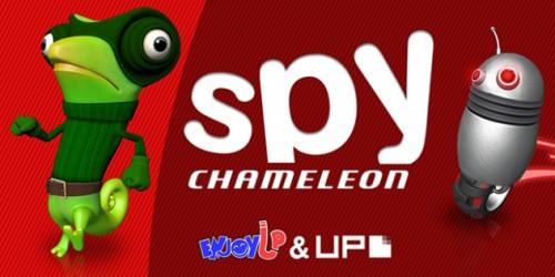 Newsbild zu First-Look-Video zu Spy Chameleon veröffentlicht