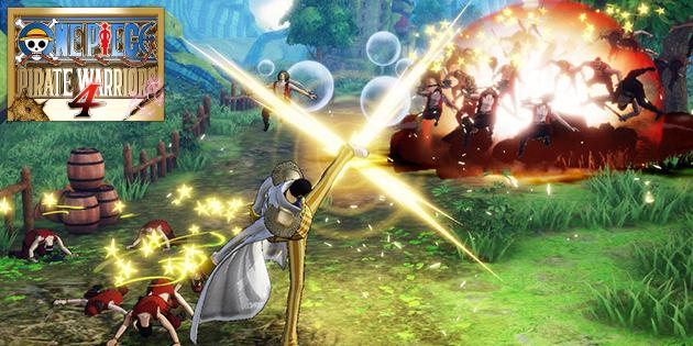 Newsbild zu Neue Videos zu One Piece: Pirate Warriors 4 zeigen die Kräfte des alten Admirals-Trios