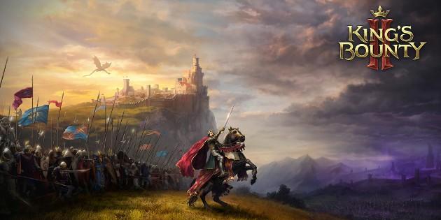 Newsbild zu King's Bounty II – Fortsetzung des Strategiespiels erscheint dieses Jahr für die Nintendo Switch