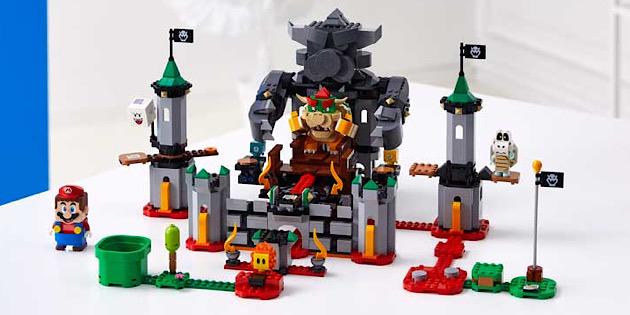 Newsbild zu LEGO Super Mario ist vielerorts bereits jetzt ausverkauft