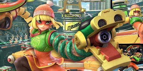Newsbild zu Min Min für Super Smash Bros. Ultimate im Test – Biegsam wie gekochte Nudeln!