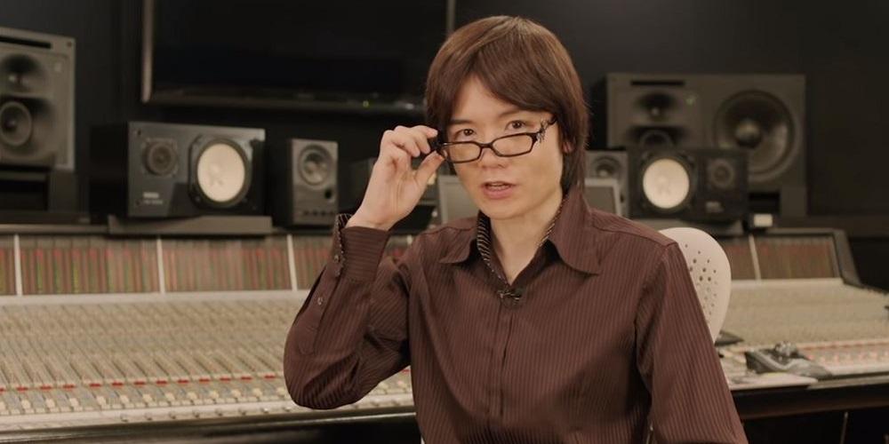 Masahiro Sakurai - Super Smash Bros.