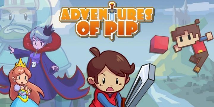Newsbild zu Rettet erneut die Welt von Pixelonia – Adventures of Pip erscheint im September für die Nintendo Switch