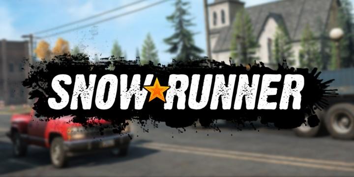 Newsbild zu Offroad-Simulation SnowRunner ab sofort auch für Nintendo Switch-Besitzer erhältlich
