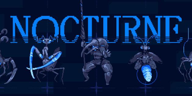 Newsbild zu Rhythmus-Rollenspiel Nocturne für die Nintendo Switch angekündigt