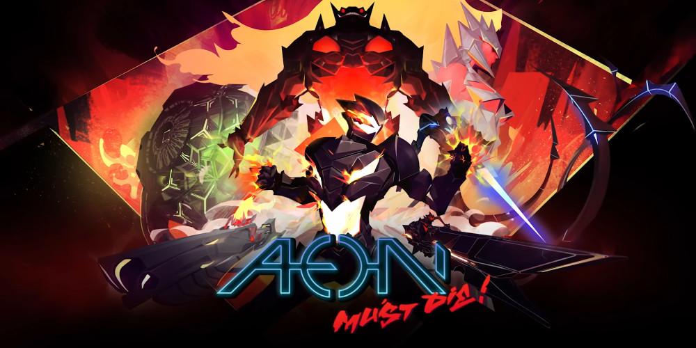 Aeon must die! - Keyart