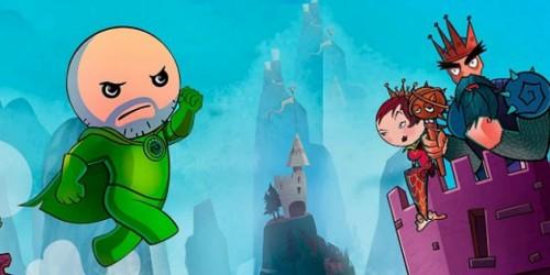 Newsbild zu Wii U eShop-Spieletest: Cloudberry Kingdom