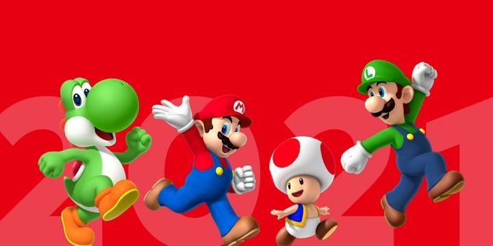 Newsbild zu 2021: Die Videospielindustrie feiert das neue Jahr mit speziellen Artworks und Grußbotschaften