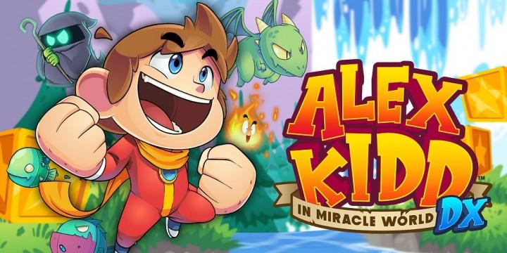 Newsbild zu Remake zu Alex Kidd in Miracle World erscheint im Juni für die Nintendo Switch – Etliche neue Inhalte und Sammleredition inklusive