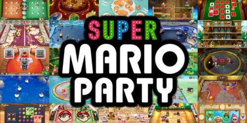 Newsbild zu Japan: Super Mario Party verkauft sich wesentlich besser als Mario Party 10