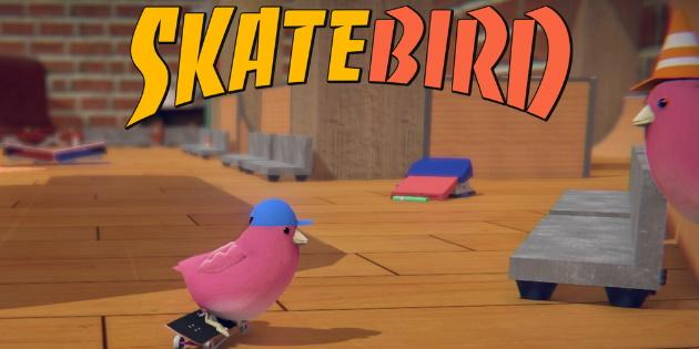 Newsbild zu SkateBIRD erscheint erst 2021 für Nintendo Switch