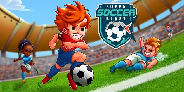 Newsbild zu Noch mehr Fußball für die Nintendo Switch: Super Soccer Blast erscheint am Freitag