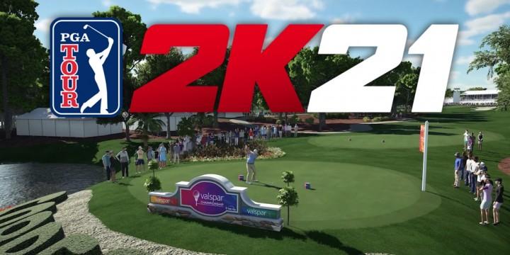 Newsbild zu PGA Tour 2K21: Course Creator auf der Nintendo Switch nicht zur Veröffentlichung verfügbar