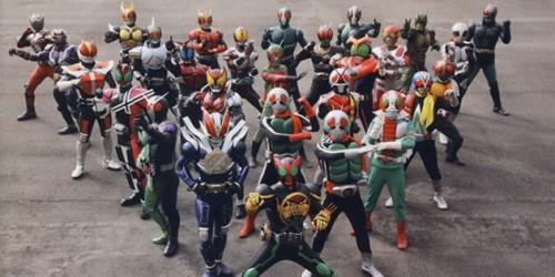 Newsbild zu Weihnachtswerbespot zu All Kamen Rider: Rider Revolution bringt uns in festlich maskierte Stimmung