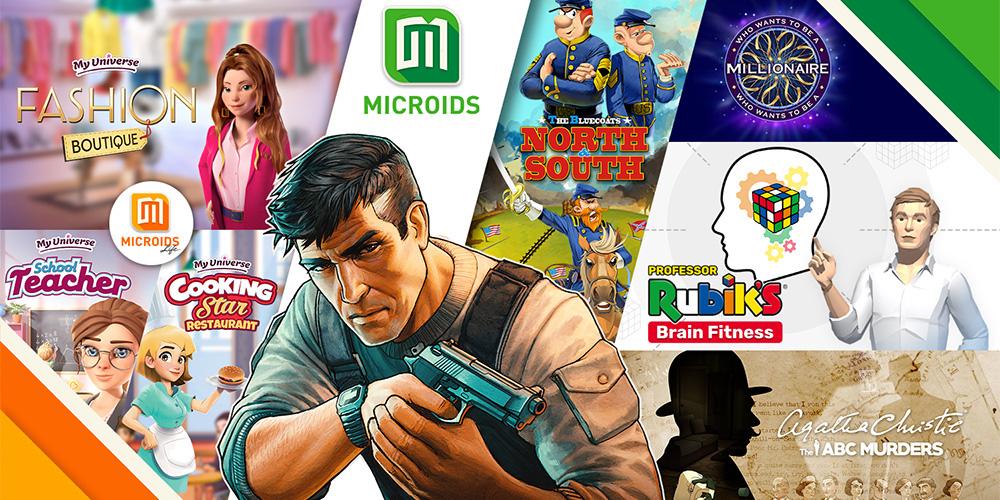 Microids Q4 2020 Line-Up