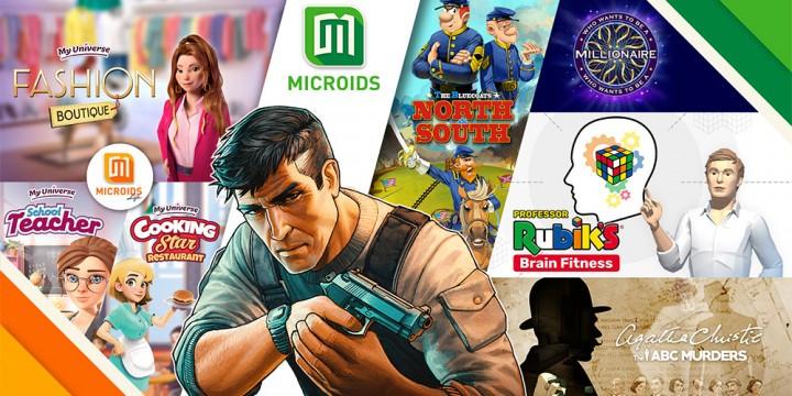 Newsbild zu Microids kündigt Asterix & Obelix XXL Romastered, Wer wird Millionär? und weitere Spiele für Nintendo Switch an