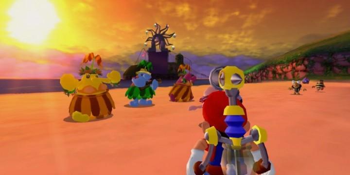 Newsbild zu Super Mario 3D All-Stars: Super Mario Sunshine und Super Mario Galaxy im Videovergleich mit den Originalspielen