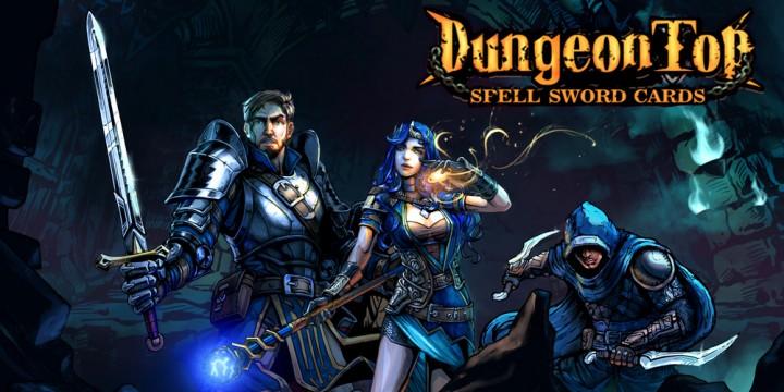 Newsbild zu Das Deck-Building-Spiel DungeonTop wird Ende Dezember für die Nintendo Switch veröffentlicht
