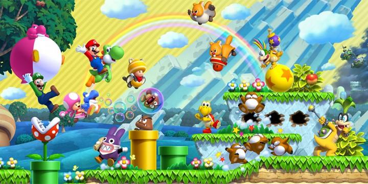 Newsbild zu Diese Nintendo Switch-Spiele sind für eure Kinder geeignet – Teil 1
