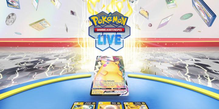 Newsbild zu Sammelspaß und Kartenduelle: Pokémon-Sammelkartenspiel-Live erobert schon bald PC und Smart Devices