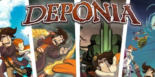 Newsbild zu Deponia und Edna & Harvey: The Breakout - 10th Anniversary Edition von Daedalic Entertainment werden in Deutschland auch als Handelsversionen für die Nintendo Switch erscheinen