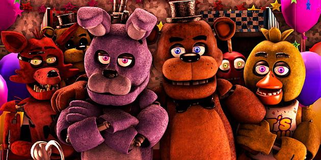 Newsbild zu Five Nights at Freddy's 4 wird ebenfalls diesen Monat für Nintendo Switch erscheinen
