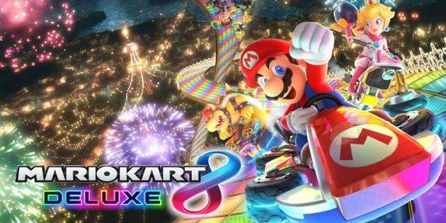 Newsbild zu Deutschland und Europa: Die meistverkauften Spiele 2019 – Mario Kart 8 Deluxe in den Top 3