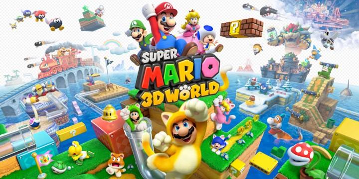 Newsbild zu Entfernte Webseite könnte auf einen Port von Super Mario 3D World für die Nintendo Switch hindeuten