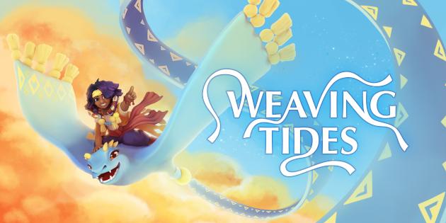 Newsbild zu Kickstarter-Kampagne zum Textil-Adventure Weaving Tides gestartet – Nintendo Switch-Version geplant