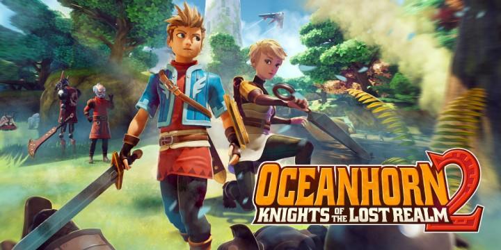 Newsbild zu Oceanhorn 2: Knights of the Lost Realm im Test – Ein überraschend guter Zelda-Klon