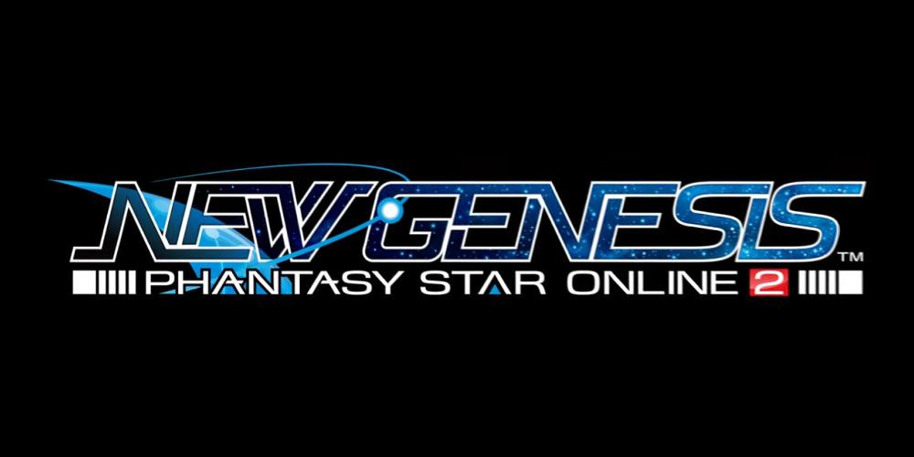 Phantasy Star Online 2 - New Genesis