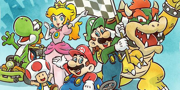 Newsbild zu Gold-Pass für Mario Kart Tour vorgestellt – Mehrspieler-Modus soll in Zukunft folgen