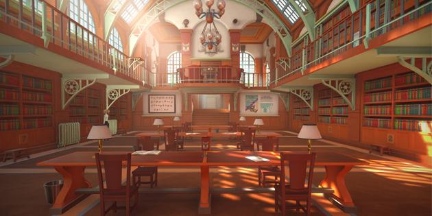 Newsbild zu Puzzle-Abenteuer The Academy für Nintendo Switch angekündigt