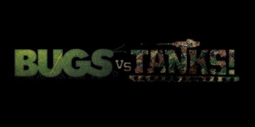 Newsbild zu Launch-Trailer zu Bugs vs. Tanks veröffentlicht