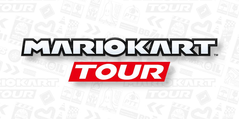 Mario Kart Tour - Logo