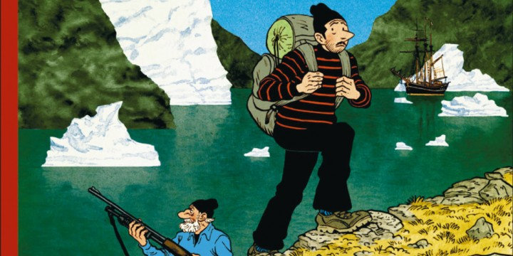 Newsbild zu Grönland Vertigo – Eine Expedition in die unendlichen Weiten Grönlands in unserer Comic-Rezension