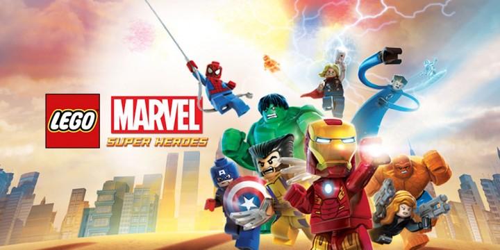 Newsbild zu ESRB-Einstufung deutet Portierung von LEGO Marvel Super Heroes für die Nintendo Switch an