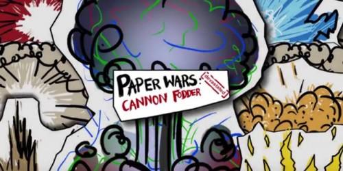Newsbild zu Paper Wars: Cannon Fodder Devastated erscheint im März für die Nintendo Switch