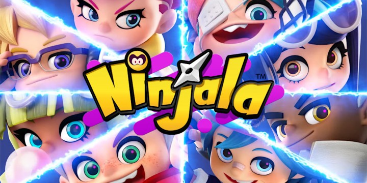 Newsbild zu Ein weiterer Meilenstein – Ninjala wurde mehr als 4 Millionen Mal heruntergeladen
