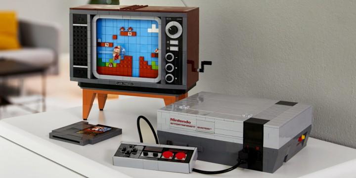 Newsbild zu Video gibt genaueren Einblick auf das LEGO Nintendo Entertainment System