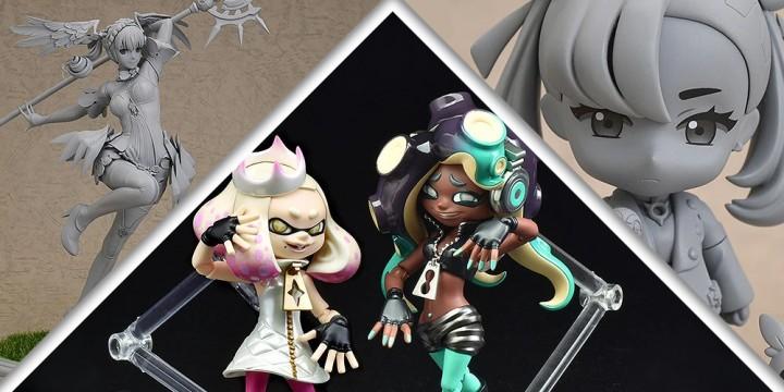 Newsbild zu Pokémon, Splatoon 2, Xenoblade und mehr: Zahlreiche neue Informationen zu Figuren von Good Smile Company aufgetaucht