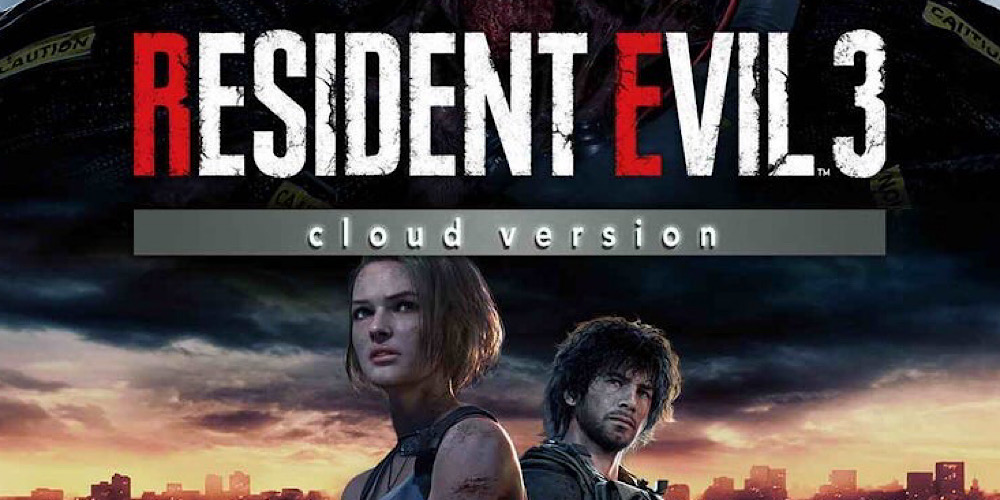 Resident Evil 3 Remake Cloud Version
