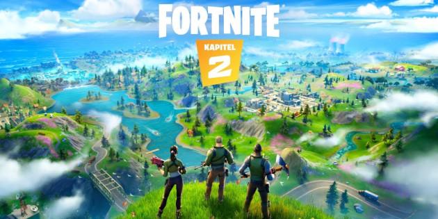 Newsbild zu Fortnite Kapitel 2 – Saison 2 mit Battle Pass und neuen Inhalten gestartet