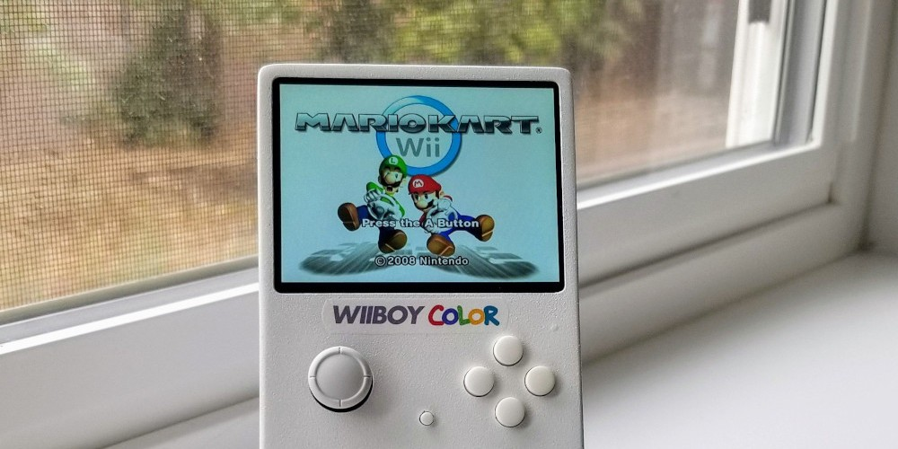 Wiiboy Color