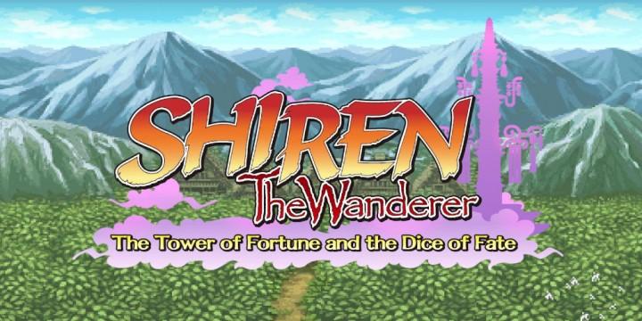 Newsbild zu Shiren the Wanderer: The Tower of Fortune and the Dice of Fate erhält auch im Westen eine physische Version