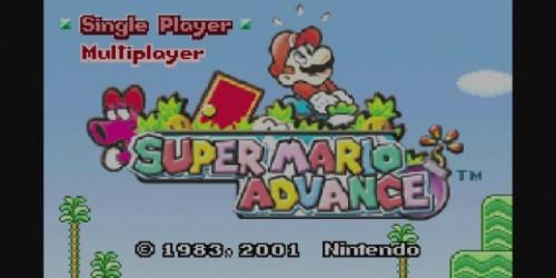 Newsbild zu Wii U - Virtual Console: Seht euch den Trailer zu Super Mario Advance an
