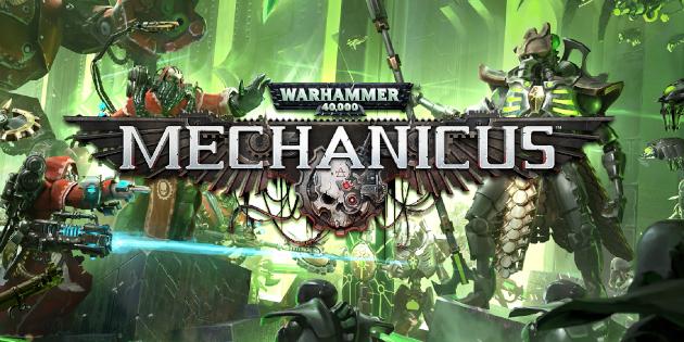 Newsbild zu Warhammer 40,000: Mechanicus wird im Mai für die Nintendo Switch erscheinen