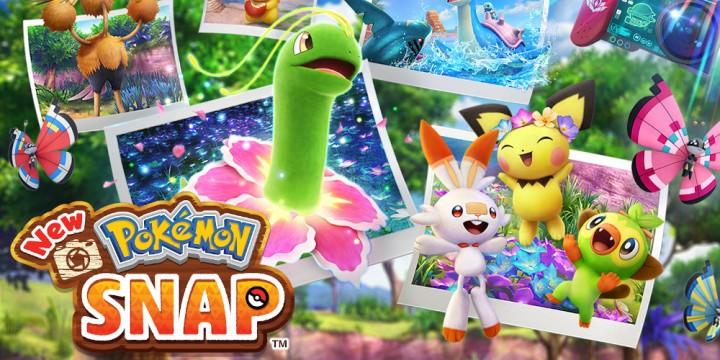 Newsbild zu Pikachu für das Familienalbum – Fotodruckdienst zu New Pokémon Snap in Japan geplant