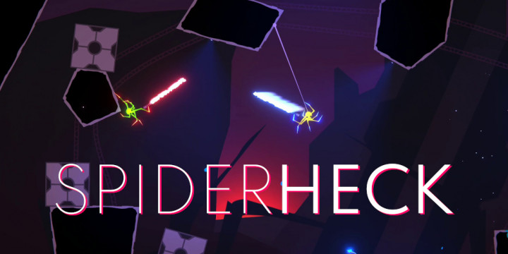 Newsbild zu Spinnenkampf mit Laserschwertern – Brawler SpiderHeck erscheint 2022 für PC und Konsolen