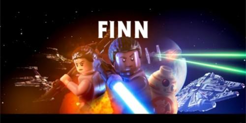 Newsbild zu LEGO Star Wars: Das Erwachen der Macht - Charakter-Videoserie wird mit Finn fortgeführt